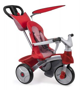 triciclo baby trike easy evolution feber